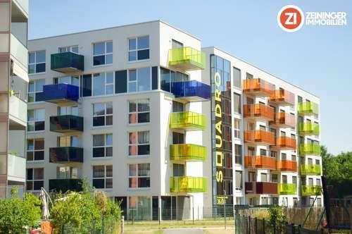 2 ZI - Wohnung in zentraler Lage mit Balkon und schönem Ausblick