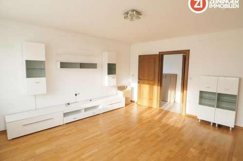 Großzügige 3 - ZI Wohnung inkl. Garage I Garten I Balkon