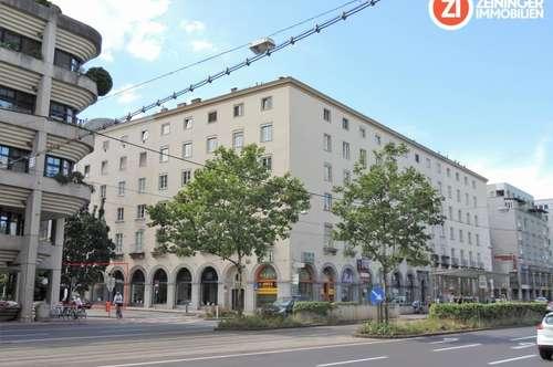 Attraktives Geschäftslokal in Linz Urfahr