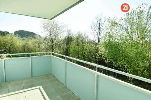 PROVISIONSFREI - Geförderte Wohnung - Grünlage mit Aussicht am Poscherberg