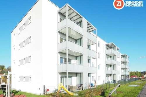 !Provisionsfrei! Geförderte 4-ZI-Neubauwohnung mit Loggia