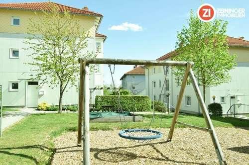 PROVISIONSFREI - 3-Raum-Wohnung im Grünen