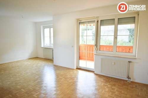 PROVISIONSFREI - Sonnige Wohnung im Grünen mit Loggia und Garage
