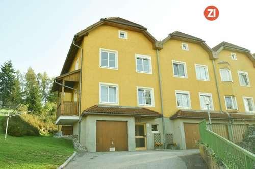 PROVISIONSFREI - Geförderte Wohnung im Grünen mit Loggia und Garage