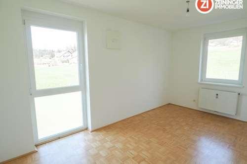 Provisionsfreie 4 ZI - Wohnung inkl. Loggia und Carport!