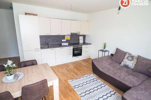 RUDI TRIFFT WEBER I Neubauwohnung in bester Lage inkl. Küche!