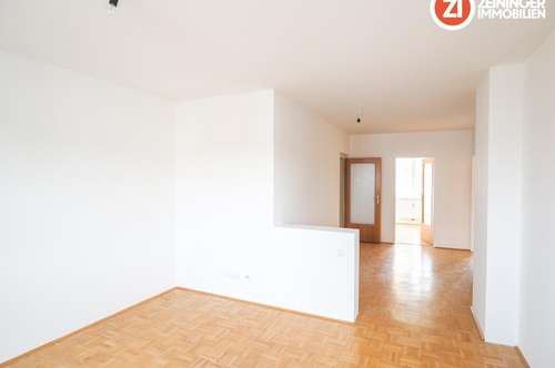 Großzügige 4 ZI - Wohnung inkl. Tiefgarage I Provisionsfrei