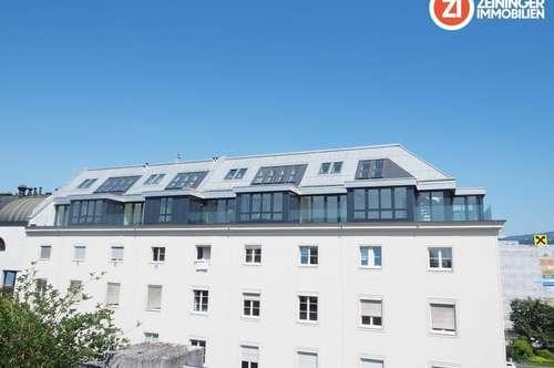 Aussichts Penthouse Wohnung in Linz Urfahr - unbefristetes Mietverhältnis
