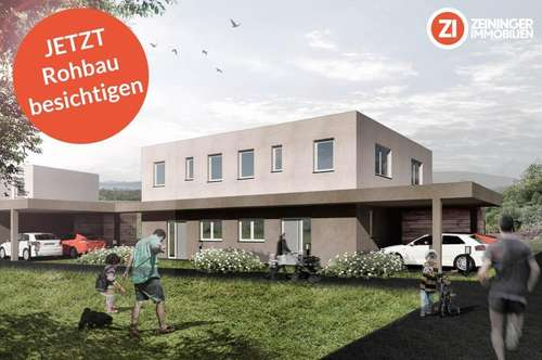 Leistbare Doppelhaushälfte in ruhiger Siedlungslage - Gefördert - NUR NOCH 1 EINHEIT VERFÜGBAR