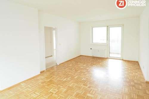 PROVISIONSFREI /3 ZI - Wohnung mit Loggia und Parkplatz in Grieskirchen