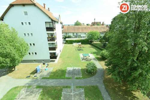 Provisionsfrei und unbefristet - Geräumige 3-Zimmmer-Wohnung inkl. Loggia