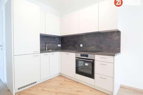 Erstbezug I Küche I Beleuchtung I Loggiawohnung in bester Zentrumslage!