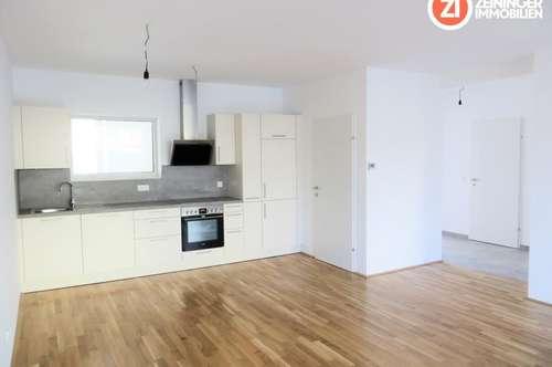 Hochwertige 2 ZI-Wohnung mit Küche u. Balkon