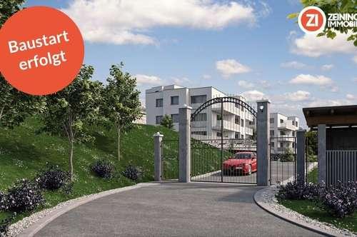 Baustart erfolgt - FRISCHLUFT_Über der Stadt. In der Natur.