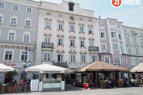 Traumhafte 2 ZI-Wohnung mit Küche am Linzer Hauptplatz