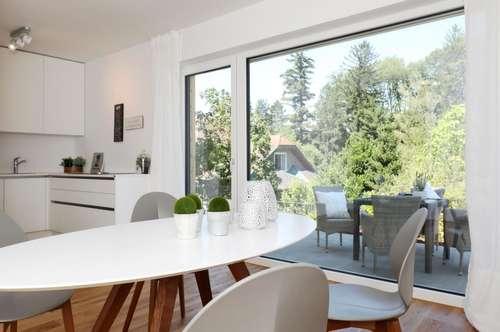 Erstbezug: Doppelhaus mit Eigengarten