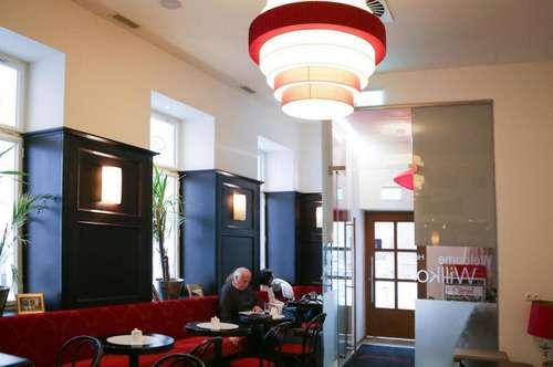 ALTSTADT SALZBURG / PLATZL: KLEINES CAFÈ/BAR MIT CHARME, 121qm