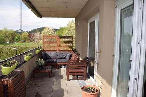 NÄHE SALZACH / ITZLING: Sonnige 4-Zimmer-Terrassenwohnung in perfekter Lage