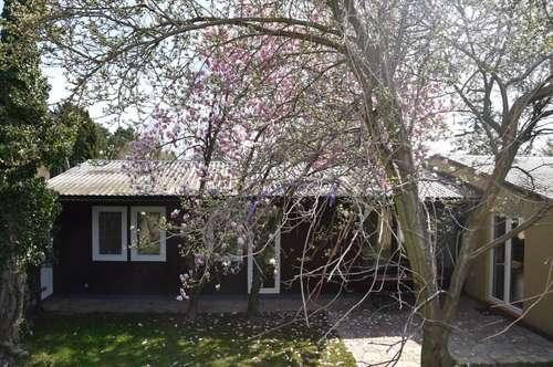 NÄHE KÜNIGLBERG: Architekten-Bungalow aus den 70ern, 4 Zimmer, Garten
