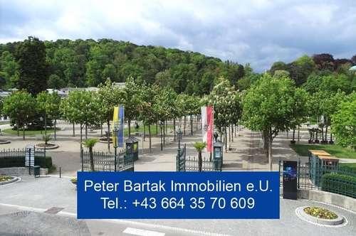 BADEN - IDEAL ZENTRAL! - 5-Zimmer-Wohnung beim Kurpark - Peter Bartak Immobilien e.U.