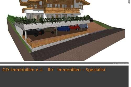 Neubau, exklusive 4 Zimmer-Maisonette-Wohnung in Scheffau