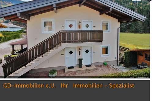 Appartementhaus nahe der Panoramabahn in Hollersbach