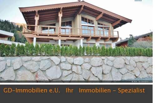 Neubau, exklusives Landhaus, Sonnenlage in Scheffau