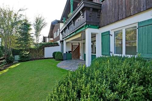 Perfekte Gartenwohnung in Liftnähe-Freizeitwohnsitz