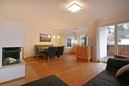 Perfekt gestaltete Wohnung mit Gaisbergblick und Sonnenbalkonen