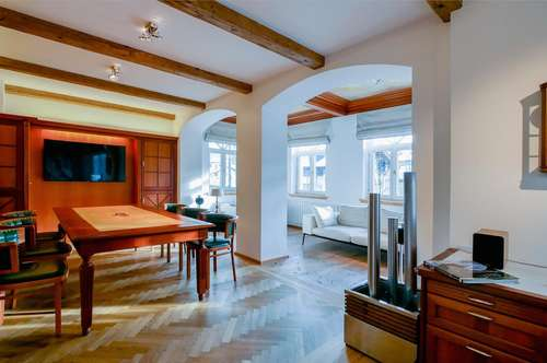 Zeitlos elegante Wohnung in zentraler Lage