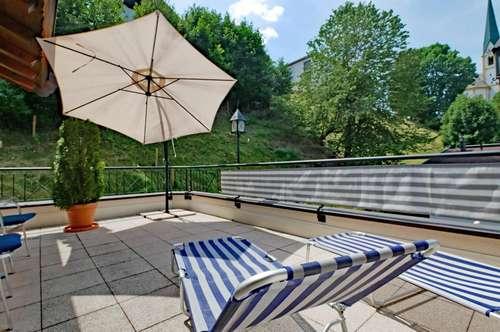 Edle Penthouse- Wohnung mit viel Komfort und tollem Schnitt