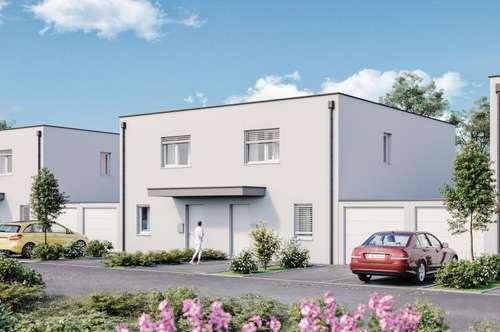 Doppelhäuser Wohnpark Rondell Rüstorf nähe Schwanenstadt zum Wohnungspreis