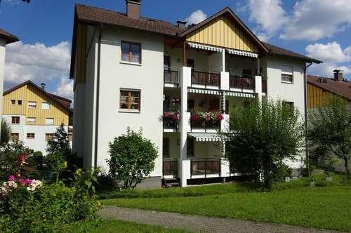 Wunderschöne Eigentumswohnung mit Caport  Am Poschenhof und Förderung des Landes OÖ         mit Bieterverfahren