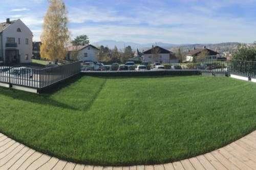 Ein Wohntraum in der Seeresidenz Schörfling mit XXXL Terrasse und Garten