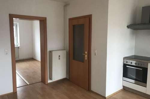 Sanierte, perfekt aufgeteilte 2-Zimmer Wohnung *Balkon*nagelneue Küche*