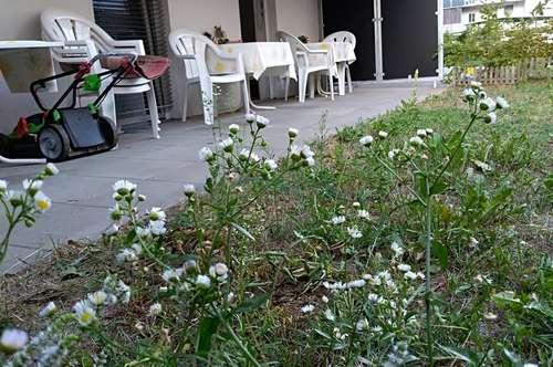 Wohnungsverkauf mit Garten und großer Terrasse, NEUBAU, provissionsfrei,