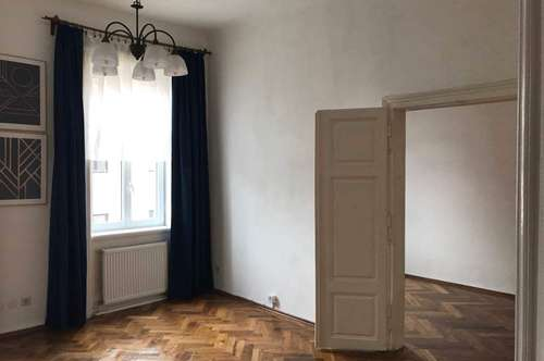 Renovierte Wiener Altbauwohnung in sehr guter Lage im 9. Bezirk