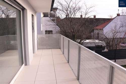 Hochwertige Neubauwohnung mit 12 m² Balkon. PROVISIONSFREI!