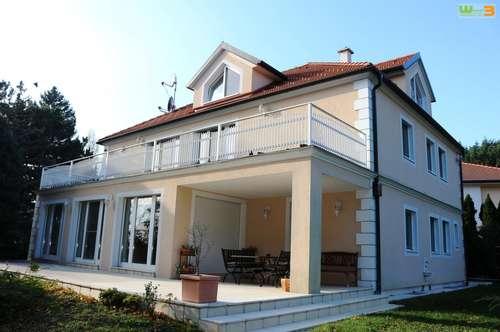 Ruheoase im 19.Bezirk! Villa mit traumhaftem Grundstück und ebenem Garten 1407m².