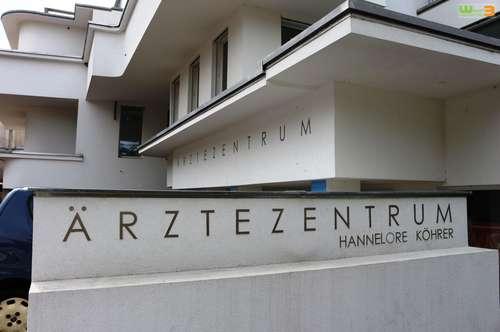 Büro und Ärztezentrum mit hauseigenem Kundenparkplatz! Hainburg Mitte! Unbefristet!