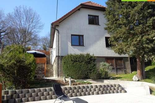 VIEL PLATZ FÜR ALLE - Großes Haus mit 2 Wohneinheiten und schönem Garten