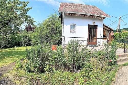 Kleingarten-Grundstück mit Fernblick, Besonders großzügig 520m², in absoluter Grün-Ruhelage mit direkter Grundstückszufahrt!