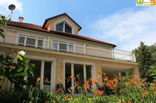 Villa mit 1407m² Grundstück und ebenem, uneinsehbarem Garten! Bestlage Kaasgraben!