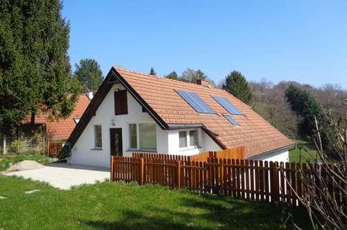 TOP TOP TOP - Familienhaus mit großem Garten in Klosterneuburg