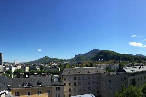 Exklusive,  sehr ruhige 2,5 Zimmerwohnung mitten im Herzen Salzburgs