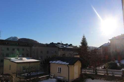 Zentrale und Ruhige 2,5 Zimmer Erstbezugwohnung im Herzen Salzburgs!