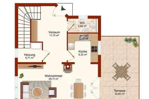 Doppelhaushälften in Baumeisterqualität!!!