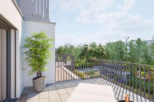 PROVISONSFREIE Dachgeschoss-Wohnung in familiärer Anlage