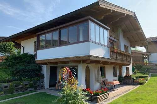 Einfamilienhaus im Tiroler Stil mit Einliegerwohnung in Brixen im Thale