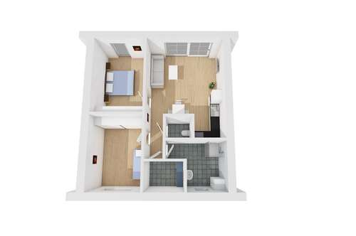 Exklusive Provisionsfreie Neubau Wohnung in Albersdorf